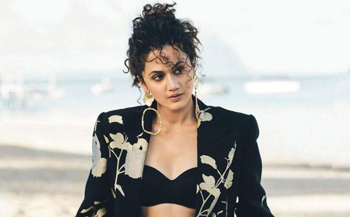 Taapsee Pannu Gets Candid On Being Called Panauti/Jinx In The Industry