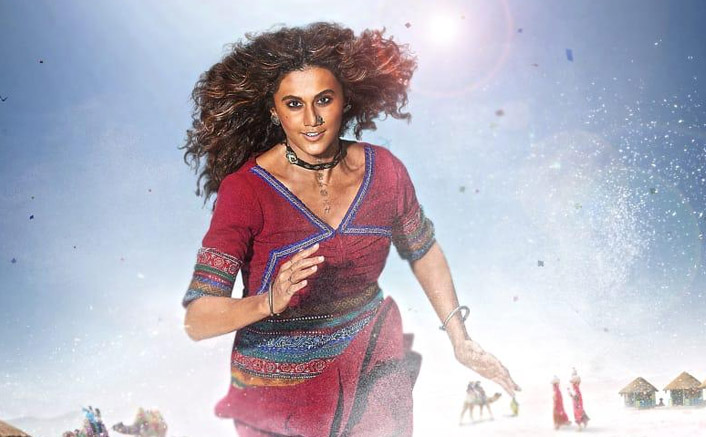 It's Official! Taapsee Pannu's Sport Drama With RSVP Titled As 'Rashmi Rocket'; To Release Next Year