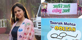Taarak Mehta Ka Ooltah Chashma: Palak Sidhwani Makes A Grand Entry As Sonu In The Show!