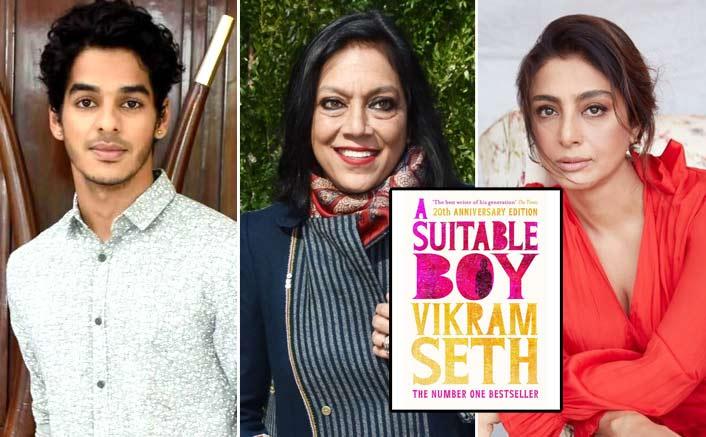 Tabu, Ishaan join Mira Nair's 'A Suitable Boy'