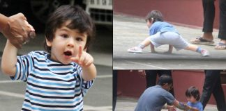 Taimur Has Started Following Mommy Kareena Kapoor Khan's Footsteps Too Early & Here's The Proof!