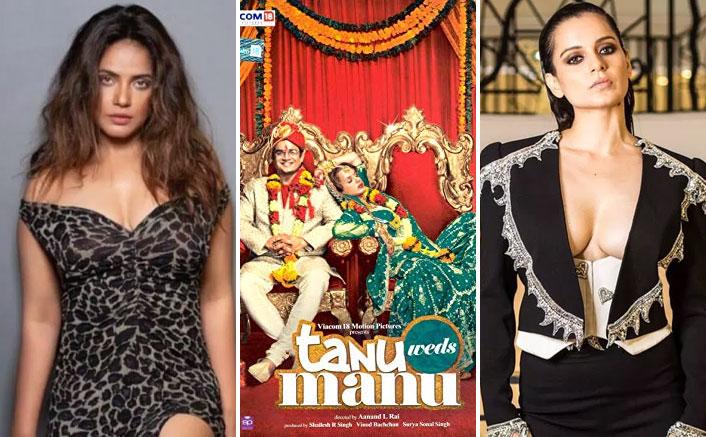 Tanu Weds Manu: Not Kangana Ranaut But THIS Actress Was The First Choice For R Madhavan Starrer