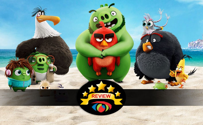 The Angry Birds Movie 2 Review Just Fails To Quack You Up