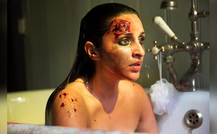 Girl On The Train First Look: Parineeti Chopra In A Bruised Avatar Will Send Chills Down Your Spine!