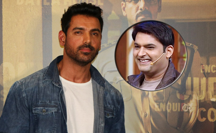 The Kapil Sharma Show: John Abraham Reveals How His Mom Stopped Shooting Of His Film! Watch Video