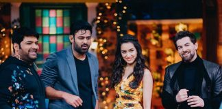 The Kapil Sharma Show: Prabhas And Shraddha Kapoor Have A Blast On Sets Of The Show (Video Inside)