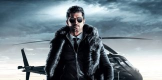 The swag quotient of 'Saaho' goes a notch up as the new character poster of Arun Vijay gets dropped