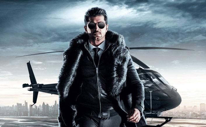 Saaho New Poster: Arun Vijay As Vishwank Needs No 'Bloody Invitation' To Look That Dapper!