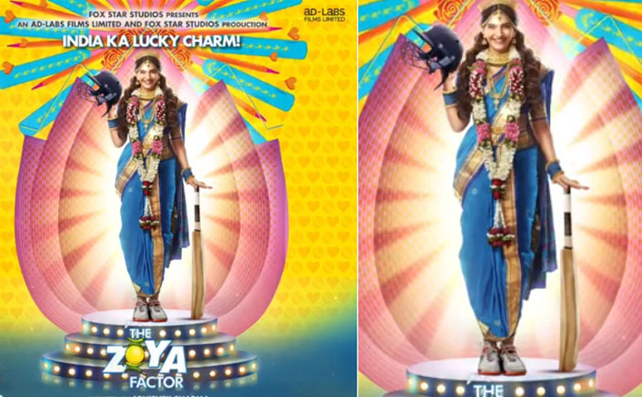 The Zoya Factor Motion Poster: Sonam Kapoor Looks Striking As India's Lucky Charm