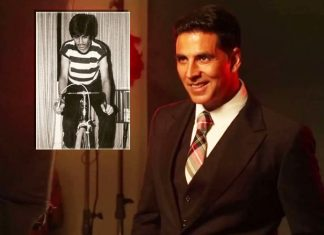 This childhood picture of Akshay Kumar gives away his fitness obsession!