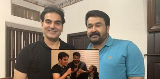 This Is How Mohan Lal Celebrated The Birthday Of Arbaaz Khan On The Sets Of Big Brother
