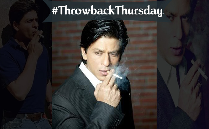 "#ThrowbackThursday To Shah Rukh Khan's Swag: ""Jo Filmein Nahi Chali Usmein Mera Koi Haath Nahi Tha"""