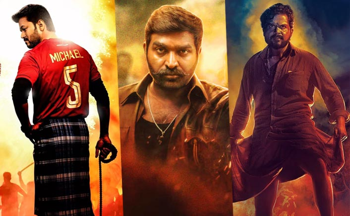 Triple Threat: Thalapathy Vijay's Bigil Vs Vijay Sethupathi's Sanga Thamizan Vs Karthi's Kaithi At The Box Office This Diwali