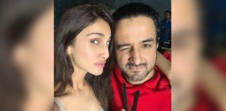 Vaani Kapoor wishes 'War' director on his birthday