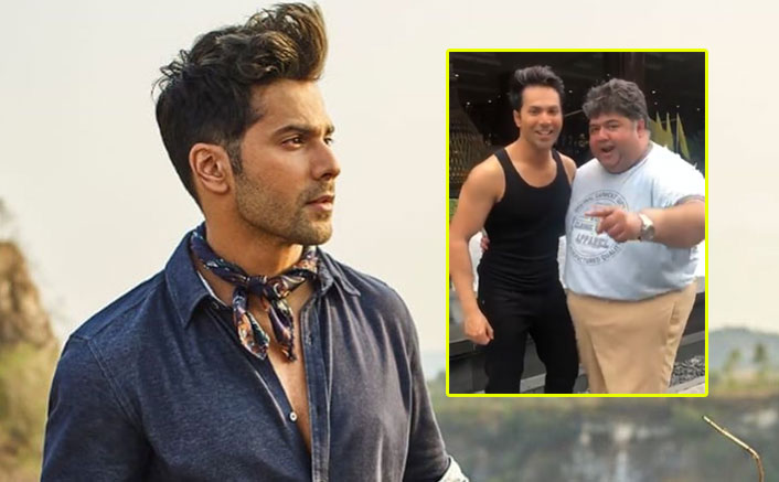 Coolie No. 1: Varun Dhawan Introduces His Judwaa 2 Co-Star To The Family