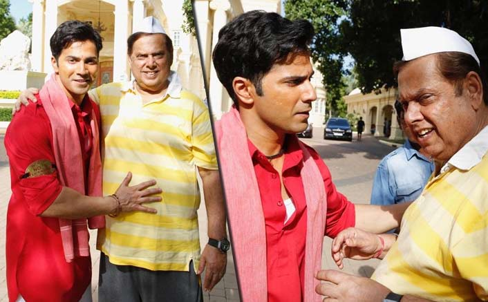 Varun Dhawan calls dad David his 'No. 1 director'