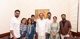 Vice President sends best wishes to 'Batla House' team