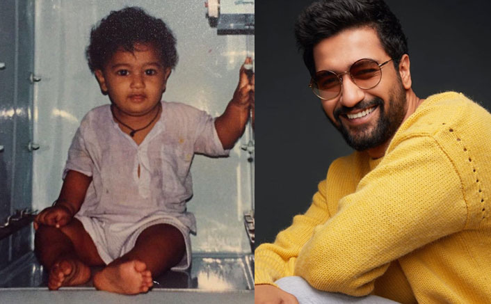 'Fridge Potato' Vicky Kaushal Shares His Cute Throwback Picture; Sunny Kaushal's Comment Will Leave You In Splits!