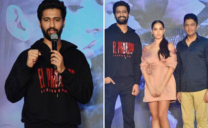 Vicky Kaushal Shares An Interesting Reason About Why He Agreed To Do Pachtaoge Song Opposite Nora Fatehi