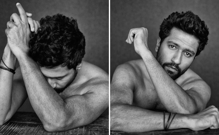 Vicky Kaushal's Revealing Pictures On Insta Will Make His Female Fans Drool