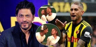 Video: Argentine Footballer Roberto Pereyra Groove To Tunes Of SRK's 'Baazigar'