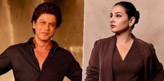 Vidya Balan Eager To Romance Shah Rukh Khan & Already Has The Concept In Mind!