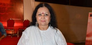 Vidya Sinha on ventilator support after breathlessness