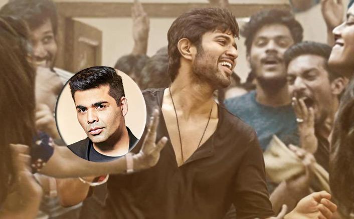 Vijay Deverakonda REFUSED Karan Johar's Whopping Offer To Star In Dear Comrade's Hindi Remake?