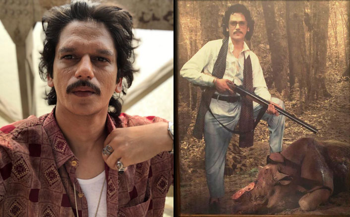 Vijay Varma goes the 90s way in Hurdang