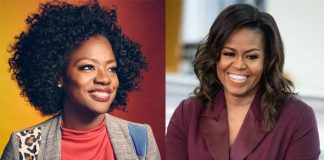 Viola Davis to play Michelle Obama in TV series