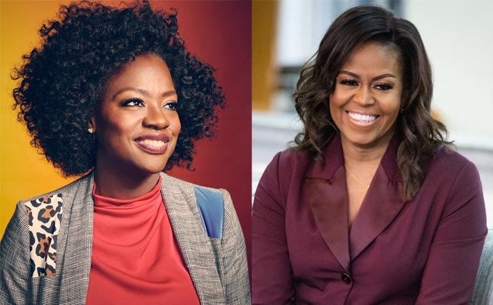 First Ladies: Oscar-Winning Actress Viola Davis To Play Michelle Obama In The Series!