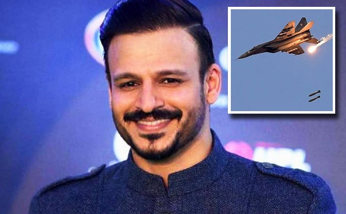 Vivek Oberoi to produce movie on Balakot IAF strikes