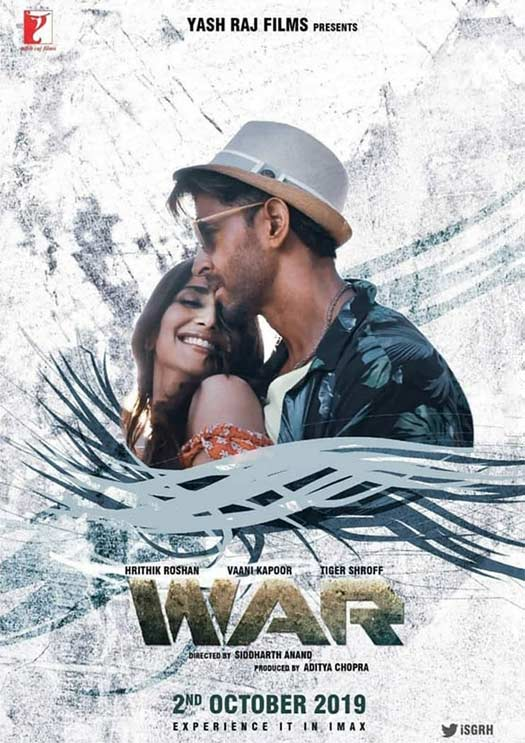 War: Hrithik Roshan-Vaani Kapoor's VIRAL Fan Made Poster Is Too Good To Be True!
