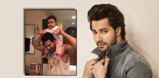 WATCH: Varun Dhawan's Dance With His Cute Niece Will Wipe Away Your Midweek Blues