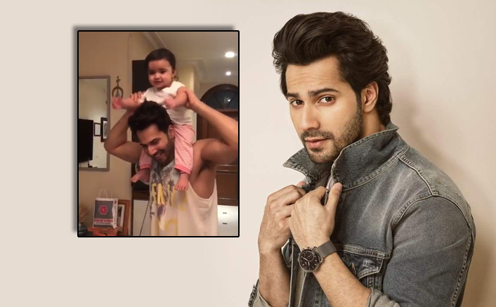 'Chachu' Varun Dhawan's Dance With His Niece Is 'No.1' & So Is Arjun Kapoor's Comment!