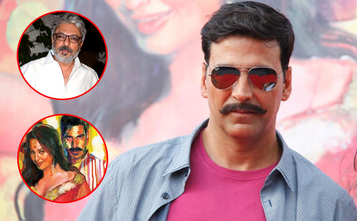 WHAT? Akshay Kumar To Get 54 Crores For Sanjay Leela Bhansali's Rowdy Rathore 2