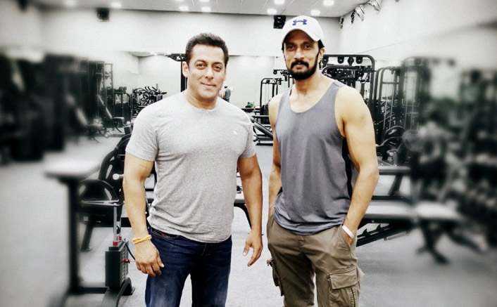 "Dabangg 3 Co-Star Sudeep Kichcha REVEALS, ""Salman Khan Was Slightly Overweight"""
