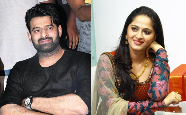 WHAT: Prabhas says he should be holidaying with Anushka Shetty on a beach!