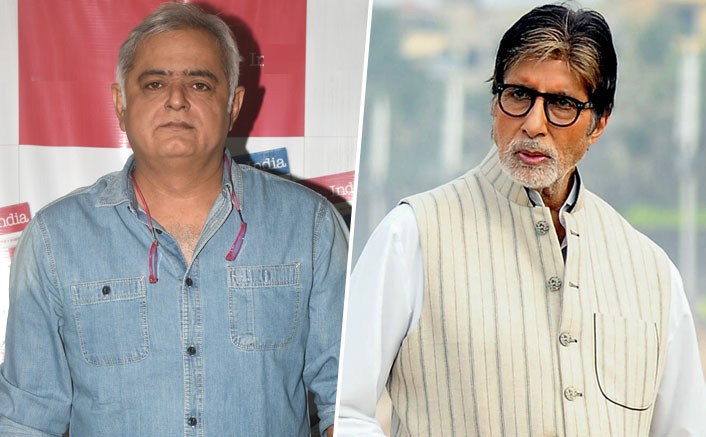 "When Amitabh Bachchan Called Hansal Mehta And The Filmmaker Said, ""Bol Amitabh"""