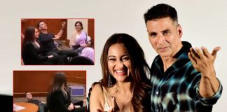 When Sonakshi knocked Akshay off his chair