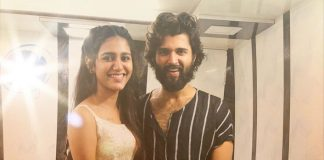 'Wink' Sensation Priya Prakash Varrier Has A VERY SPECIAL Message For 'Arjun Reddy' Star Vijay Deverkonda