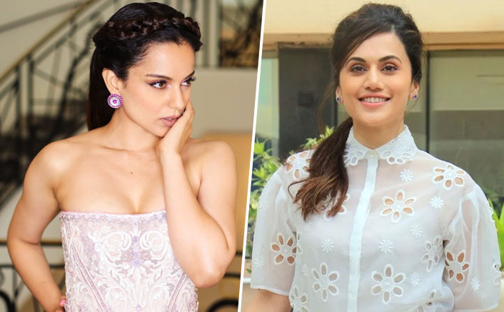 "Taapsee Pannu On Rangoli Chandel & Kangana Ranaut: ""Why Should I Pay Attention To People Who Do Not Matter To Me?"