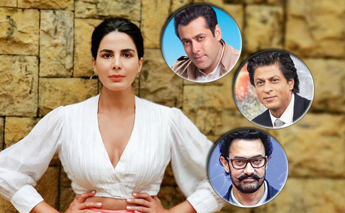 Kirti Kulhari Does Not Believe That Working With Salman Khan, Shah Rukh Khan & Aamir Khan Is The Only Milestone For An Actor
