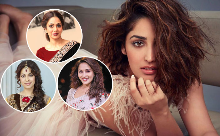 Yami Gautam takes inspiration from comic legends Sridevi, Madhuri and Juhi for her comedy projects