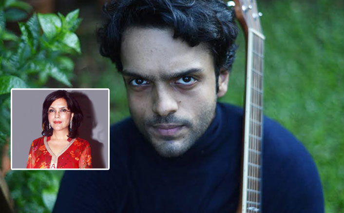 Zeenat Aman's son to make B'wood debut as composer