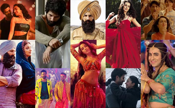 Koimoi Bollywood Music Countdown August 2019: From Saaho's Pyscho Saiyaan To Dream Girl's Dhagala Lagali - VOTE NOW!