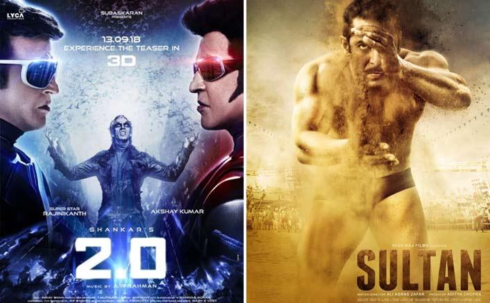 2.0 China Box Office Day 1: Akshay Kumar, Rajinikanth Starrer Beats Salman Khan's Sultan!