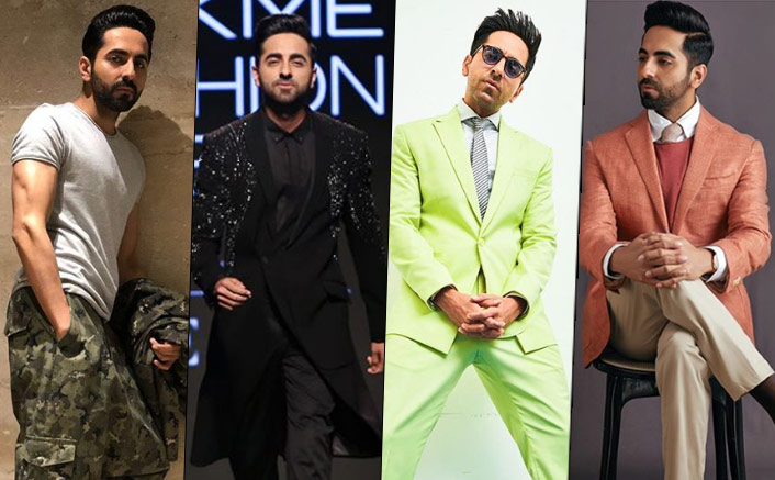 5 Dreamy Styles Of Our Very Own 'Dream Girl' Ayuhsmann Khurrana