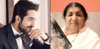"Lata Mangeshkar On Ayushmann Khurrana: ""He Must Pursue Singing As Ardently As Acting"""