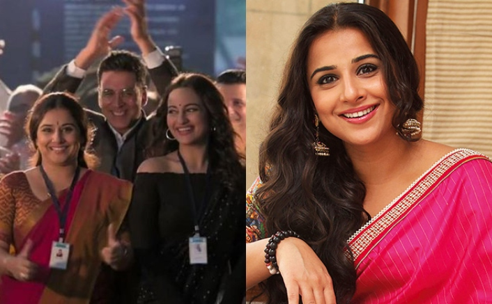 "EXCLUSIVE: Vidya Balan On Mission Mangal Crossing 200 Crores: ""I Am Overjoyed & Wanna Dance"""